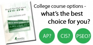 college course choices