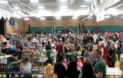 The 21st annual physics fair occurred Monday night.