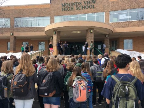 Teacher discipline at Mounds View