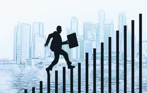 Climbing the social ladder