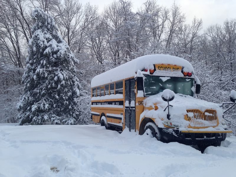 How Early Snow Has Impacted Mounds View Students