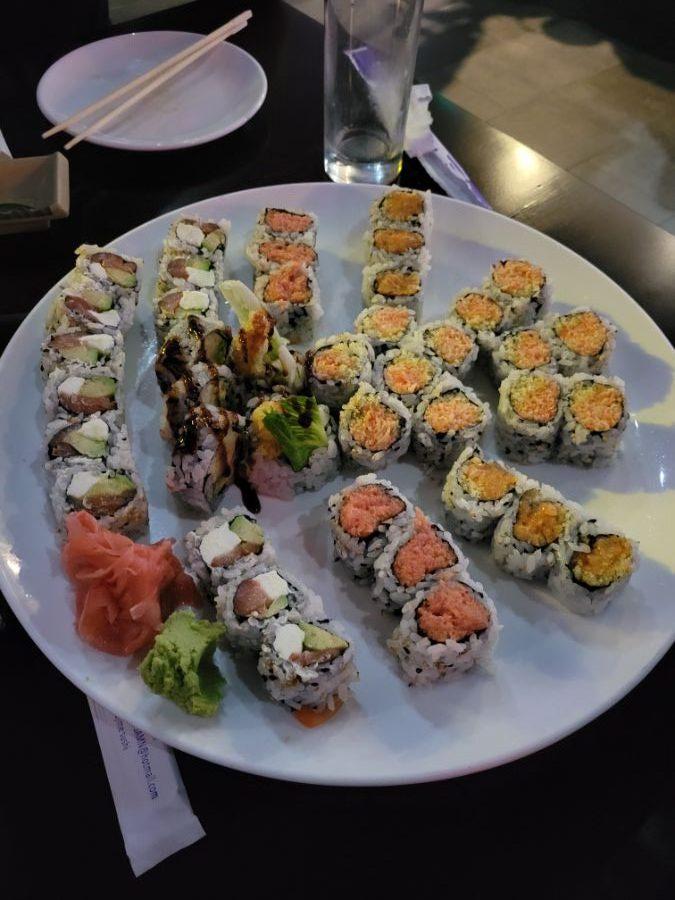 Hajime Sushi Resturant