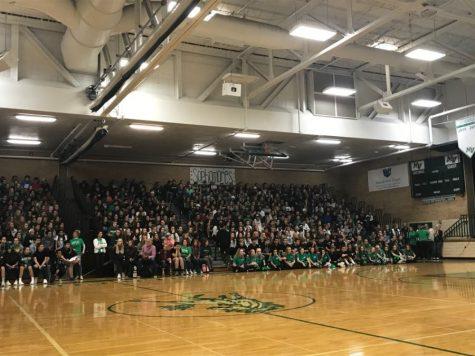 Mounds View High School Pep Fest (2019-2020)